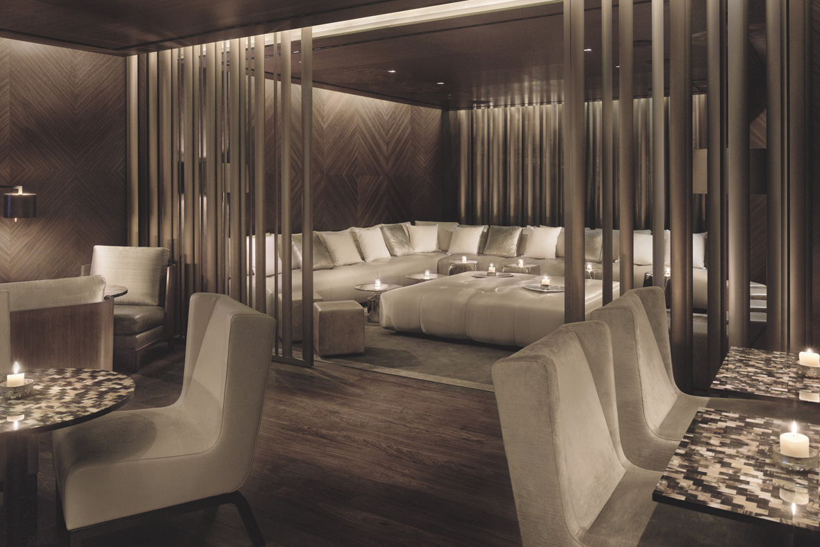 bienenstein concepts projects hotel edition istanbul lounge