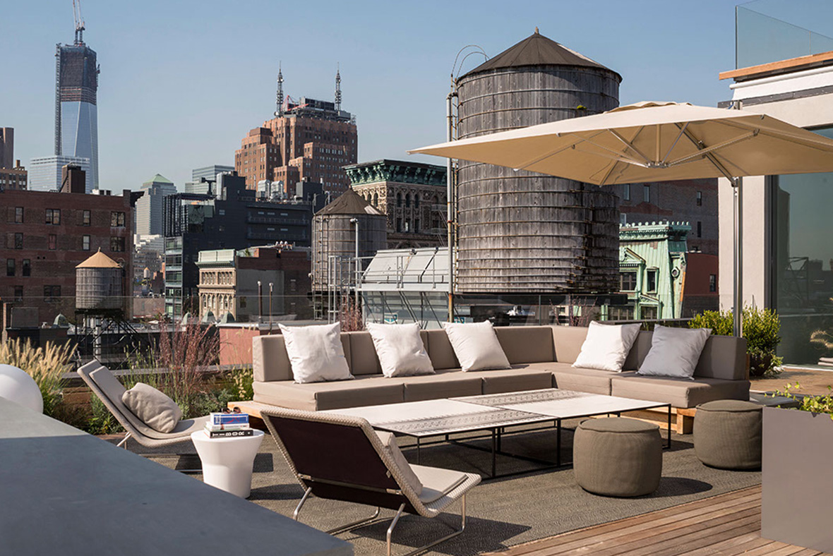 bienenstein concepts projects residential soho loft nyc terrace 2