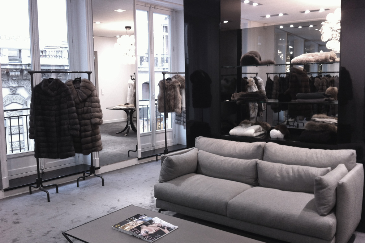 bienenstein concepts projects retail yvessalomon store faubourg paris 3