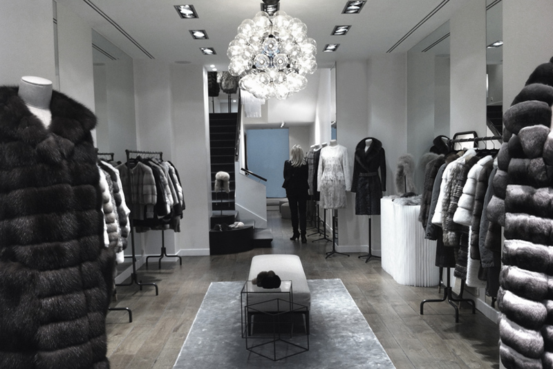 bienenstein concepts projects retail yvessalomon store faubourg paris
