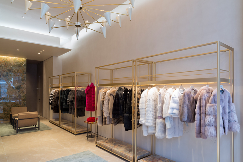 bienenstein concepts projects retail yvessalomon store madisonavenue nyc interior 02